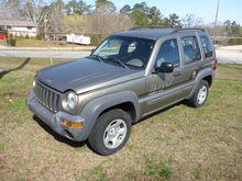 2003 Jeep Liberty Sport Utility
