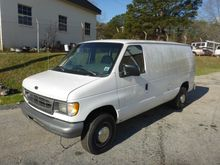 1999 Ford Ecoline Bus