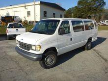 1992 Ford Club Wagon Bus