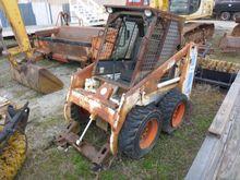 1992 Bobcat 743b Skid Steer Loa
