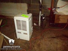 Sump Pump and Whirlpool Dehumid