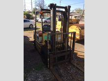 1990 fg25 TCM Forklift