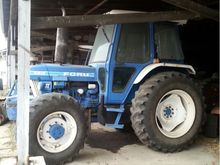 1988 Ford 5610 Tractor