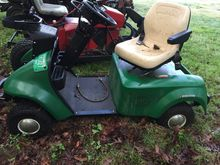 2010 Eagle sgc Motorized Cart