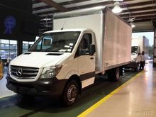 2016 mercedes-benz SPRINTER 350