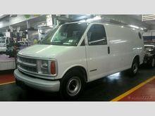 2001 chevrolet G2500 Cargo Van