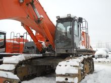 2012 Hitachi zx670lc-5b Excavat