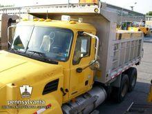 2005 Mack Granite CV713 Dump Tr