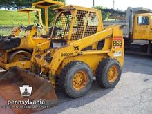 1998 Melroe 863h Skid Steer