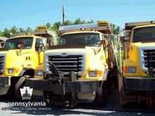 2005 Sterling L8500 Dump Truck