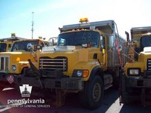 2004 Mack Granite CV713S Dump T