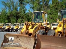 1998 Case 621b Wheel Loader