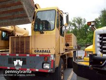 1996 Gradall XL 4100 Excavator