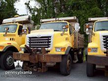 2002 Sterling L8500 Dump Truck
