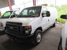 2008 Ford E150 Cargo Van