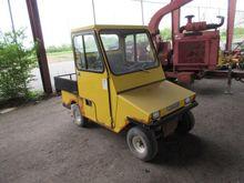 2006 Mortec Utility Cart
