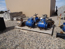 argus Pig Receiving Valves 8in