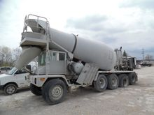 1992 Advance Mixer Truck