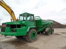 1988 Terex 2366 Articulated Dum