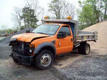 2010 Ford F550 Super Duty 4x4 D