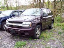 2008 Chevrolet TrailBlazer 4x4