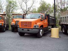 2005 gmc C7500 Stake Body Truck