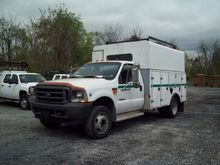 2002 Ford F450 Welding Truck