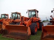 2005 Case 721d Wheel Loader