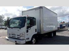 2011 Isuzu npr Box Truck