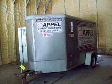 2004 Wells Cargo 8ft Enclosed T