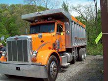 2000 Peterbilt 357 6x4 Dump Tru