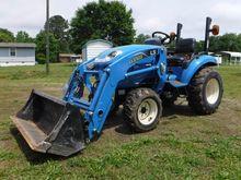 2016 ls xj2025 Tractor