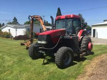 1999 Case mx120 4WD Tractor