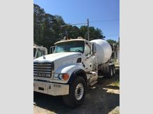 2006 Mack CV513 Granite Mixer T