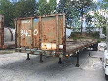 1992 Great Dane 53 Ft Flatbed T