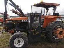 1994 nh6640 Ford Tractor