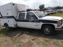 1993 Chevrolet C3500 Utility Tr