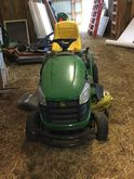 d140 John Deere Riding Mower