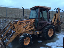 1989 Case 580k Backhoe Loader