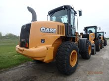 2017 Case 521f Wheel Loader