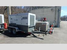 2012 Wacker g180 Generator Set