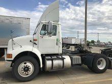 2002 international 8100 Truck