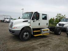 2013 International 4300SBA Cab