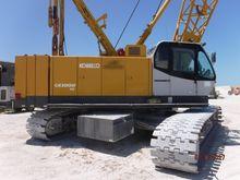 2011 kobelco ck1000 III 100 Ton