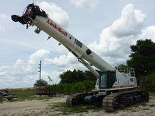 2015 link-belt tcc 1100 100 Ton