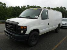 2008 ford E24 E-250 Cargo Van