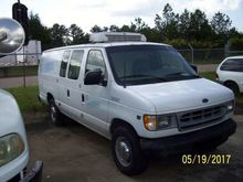 2002 ford e350 xl Cargo Van