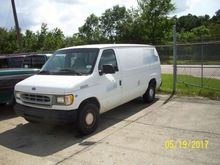 1997 ford e150 xl Cargo Van