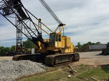 1980 clark 700hc 80 ton Crawler