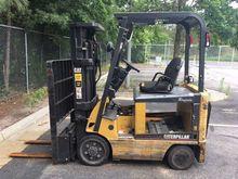 2007 Caterpillar e5000 Forklift